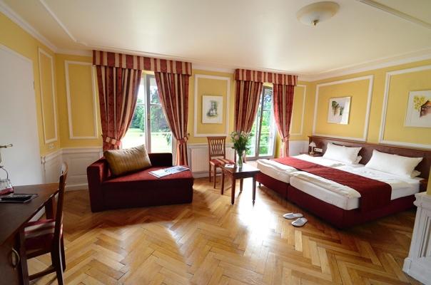 Chambre d'Hotel