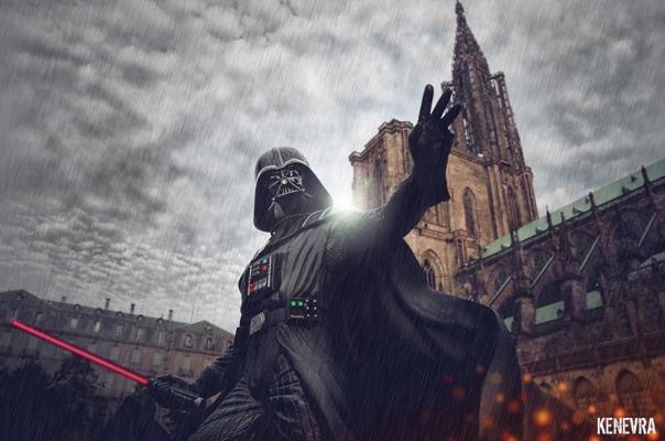 When Star Wars Meets... Strasbourg