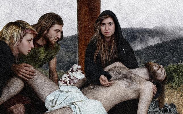 Descente de Croix de Jesus Christ