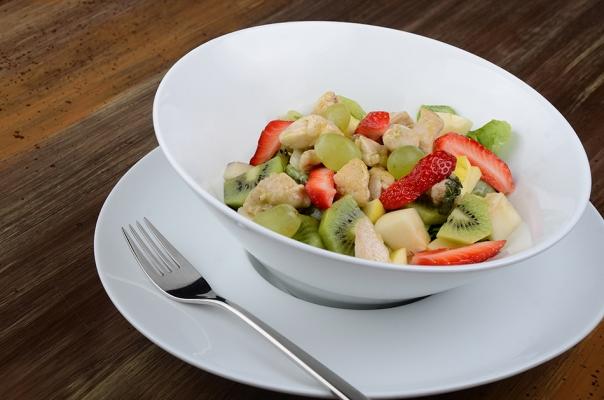 Salade de fruits  Villa Schmidt (kehl)