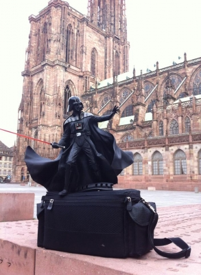 When Star Wars Meets... Strasbourg