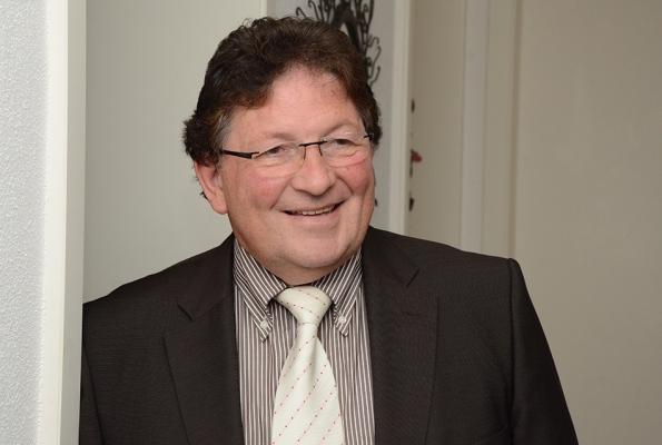 Guy Dominique Kennel Président Conseil Général du Bas Rhin